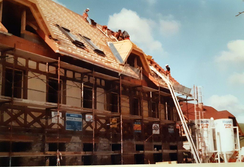 Kauf Gasthaus Reinthaler – Umbau zu einem Mehrparteienhaus (16 Wohnungen)