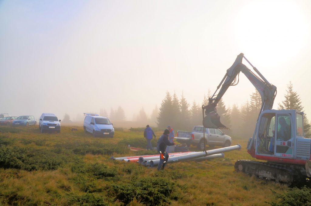 "Start Projekt ""Windpark Stubalm Penz GmbH"""